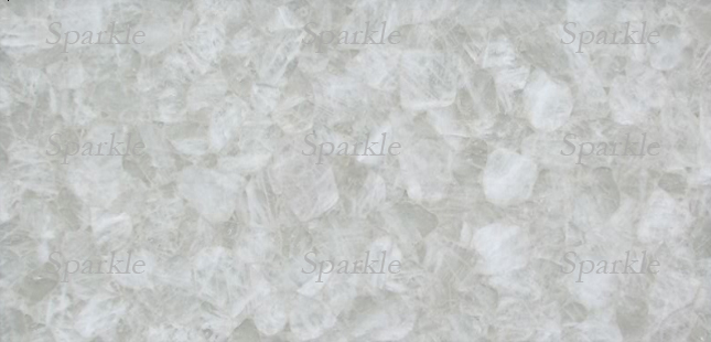 Wild Crystal Quartz Slab